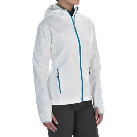 McKinley Pahoa Hooded Soft Shell Jacket (For Women)