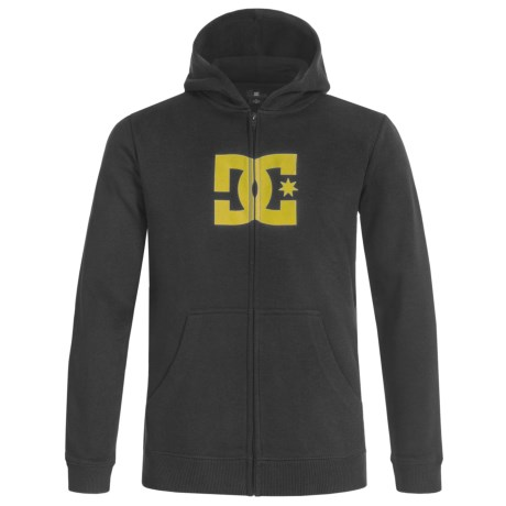 DC Shoes Star Logo Hoodie - Zip-Up (For Big Boys)