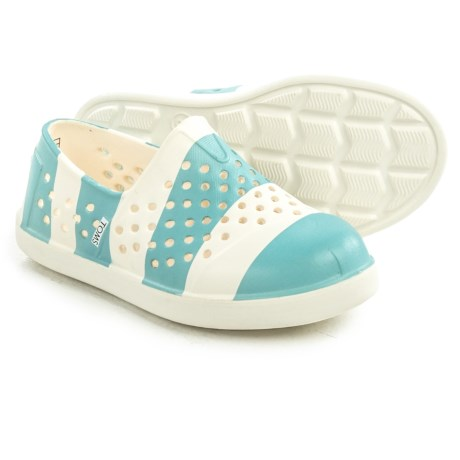 TOMS Romper Shoes - Slip-Ons (For Toddlers)