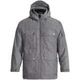 RPZN Alpha Melange Twill PrimaLoft® ECO Jacket - Waterproof, Insulated (For Big Kids)