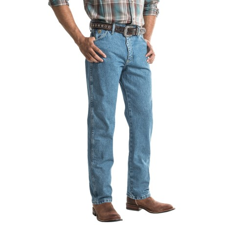 Wrangler George Strait Cowboy Cut® Jeans - Original Fit (For Men)