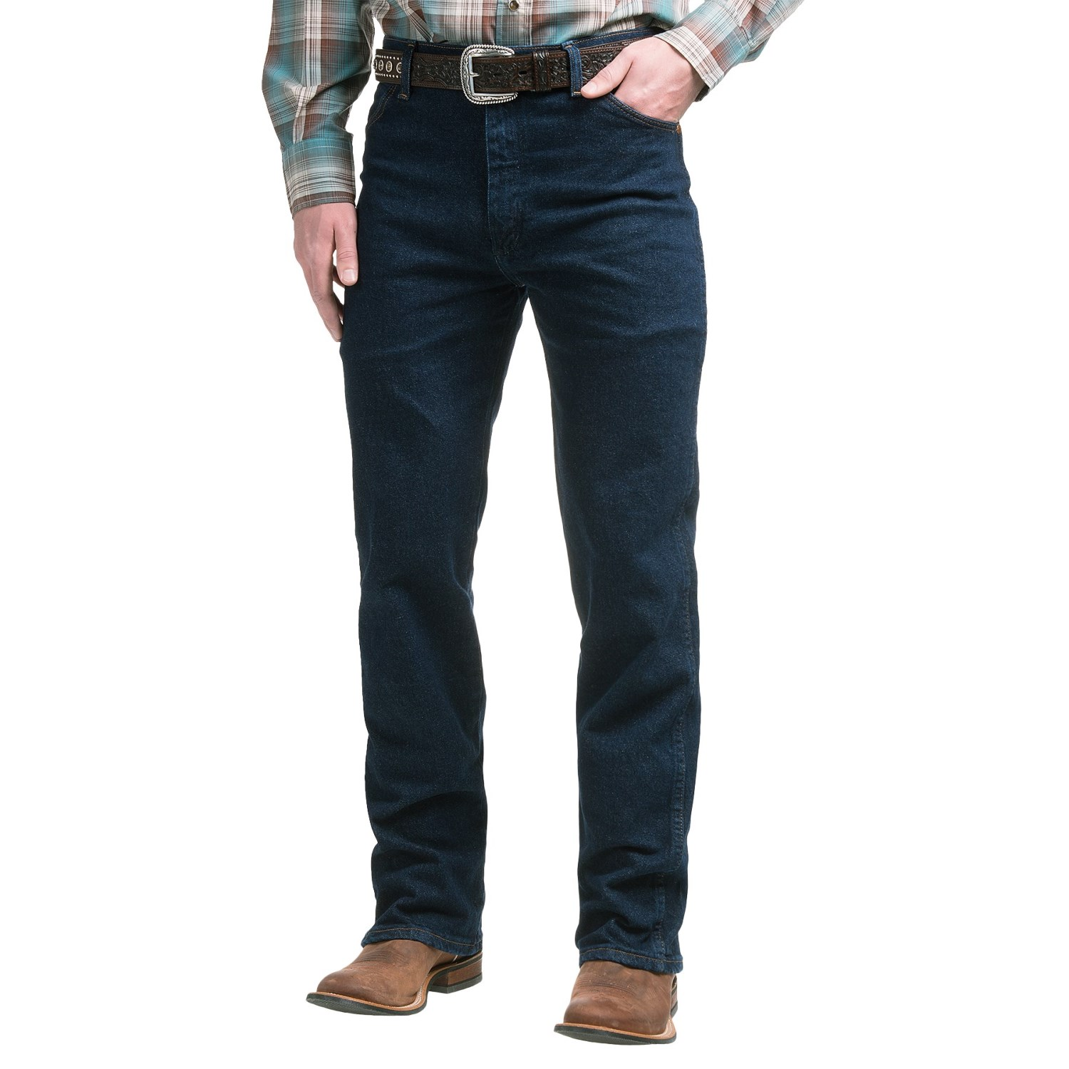 Wrangler Classic Cowboy Cutu00ae Jeans (For Men) 173YD - Save 42%
