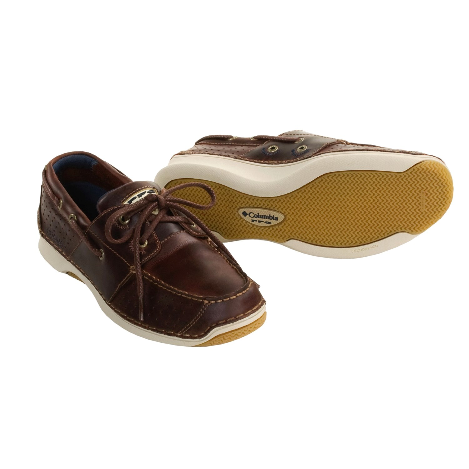 Columbia footwear pfg redfish boat shoes for men 1744h for Columbia fishing shoes