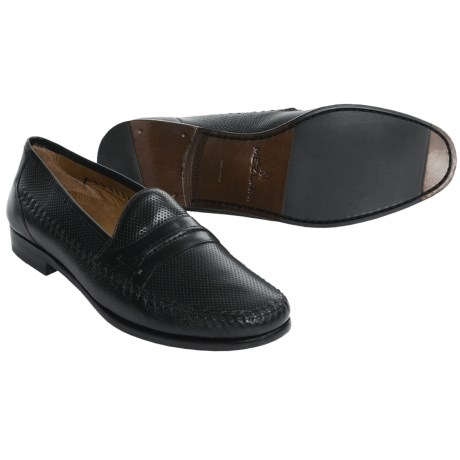 Mezlan Moc-Toe Dress Shoes - Loafers (For Men)