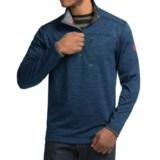 G.H. Bass & Co. Explorer Melange Shirt - Zip Neck, Long Sleeve (For Men)