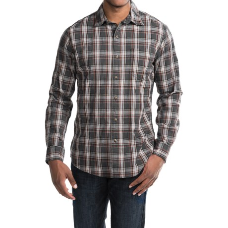 G.H. Bass & Co. Madawaska Shirt - Long Sleeve (For Men)