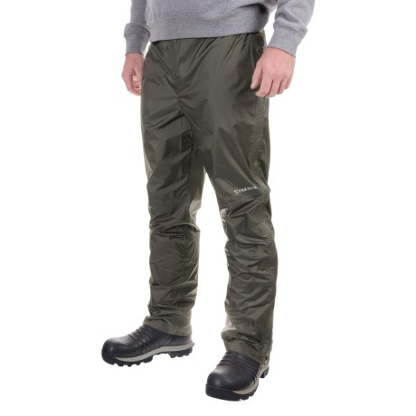 Simms Hyalite Rain Pants (For Men)