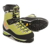 Scarpa Mont Blanc Gore-Tex® Suede Mountaineering Boots - Waterproof, Insulated (For Women)