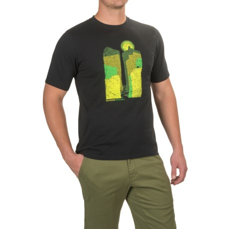 Outdoor Research Canyonlands T-Shirt - Organic Cotton, Short Sleeve (For Men)