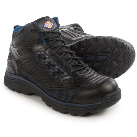 Dickies Wraith Work Boots - Steel Toe (For Men)