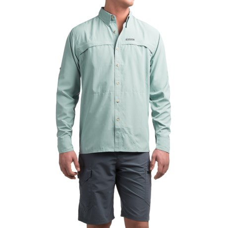 Simms Stone Cold Shirt - UPF 30, Long Sleeve (For Men)