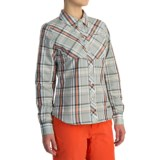 Simms Big Sky Shirt - UPF 30+, Long Sleeve (For Women)