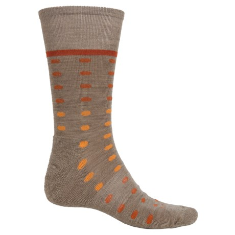 Goodhew Dotster Socks - Merino Wool, Crew (For Men)