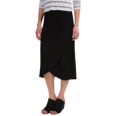 Artisan NY Tulip Midi Stretch Skirt (For Women)