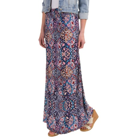 Artisan NY Layered Faberge Maxi Skirt (For Women)