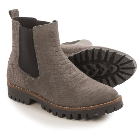 Eric Michael Norfolk Chelsea Boots - Suede (For Women)