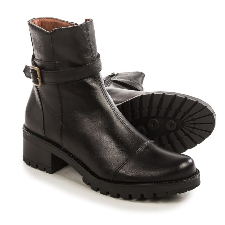 Eric Michael Mary Boots - Leather (For Women)