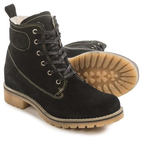 Eric Michael Fargo Suede Boots - Waterproof (For Women)