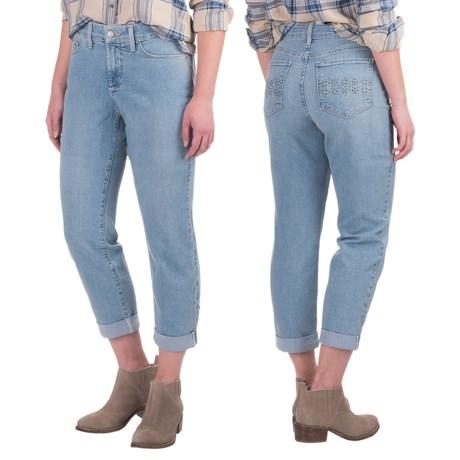 NYDJ Sylvia Lightweight Jeans - Boyfriend Fit (For Women)