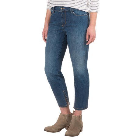 NYDJ Ira Stretch Ankle Jeans - Relaxed Fit (For Women)