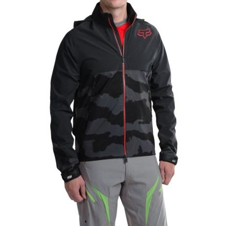 Fox Racing Downpour Jacket - Waterproof (For Men)
