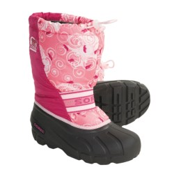 Sorel Cub Pac Boots - Insulated (For Youth)