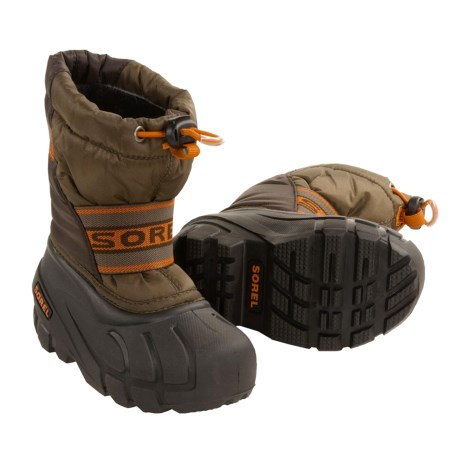 Sorel Cub Pac Boots - Insulated (For Kids)