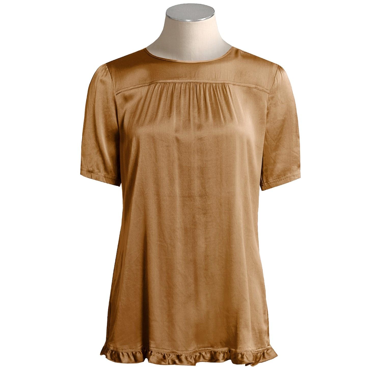 Pulp Button Back Shirt For Women 1755j Save 54