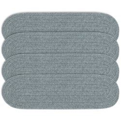 Colonial Mills Wool Blend Stair Treads - Set of 4, 8x28