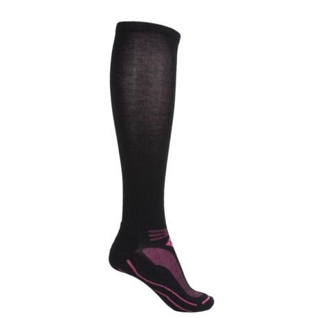 Columbia Sportswear Travel Socks - Over the Calf (For Women)