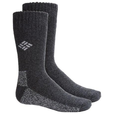 Columbia Sportswear Hiking Socks - 2-Pack, Crew (For Big Boys)