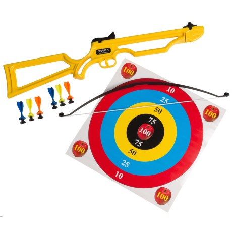 Arrow Precision Badger Toy Crossbow Set