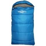 """Lucky Bums 40°F Muir Sleeping Bag - 50"""" (For Little Kids)"""