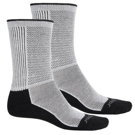 Terramar Cool-Dry Pro Hiking Socks - 2-Pack, Crew (For Men)