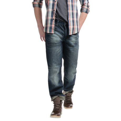 Axel Treadwell Morris Jeans - Relaxed Fit, Straight Leg (For Men)