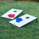 Wild Sports Design Your Own Tailgate Toss - 2x3'