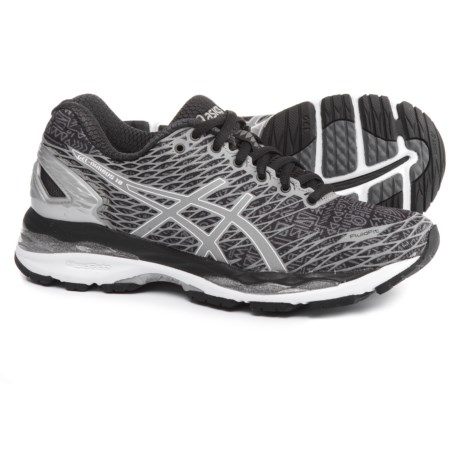 ASICS GEL-Nimbus 18 Running Shoes (For Women)