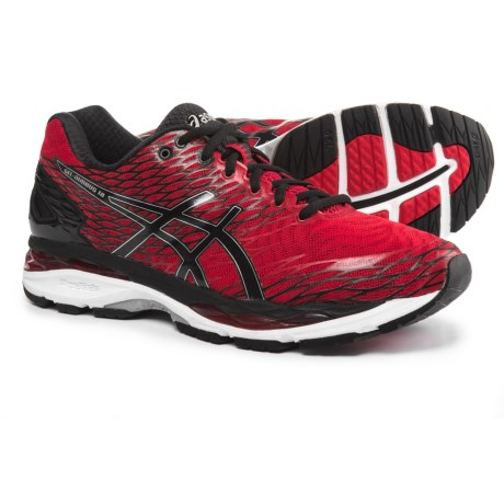 asics gel nimbus 18 review