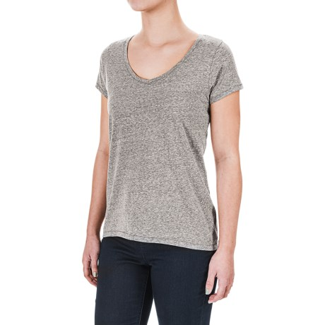 Artisan NY Nube High-Low Shirt - Short Sleeve (For Women)