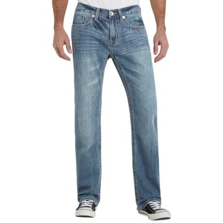 Seven7 Luxury Denim Jeans - Straight Leg (For Men)