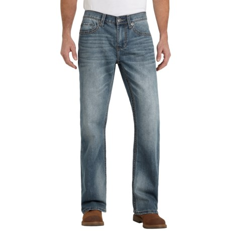 Seven7 Big Stitch Jeans - Bootcut (For Men)