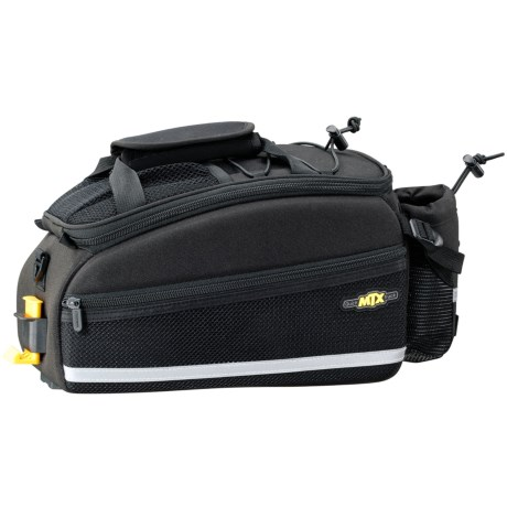 Topeak MTX Trunk Bag EX with Bottle Holder
