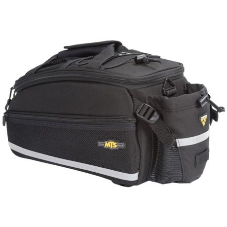Topeak Trunk Bag EX with Bottle Holder