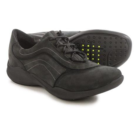 Clarks Wave Skip Sneakers - Nubuck (For Women)