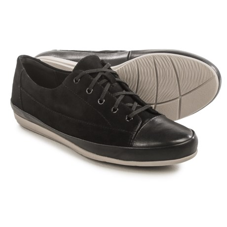 Clarks Lorry Grace Sneakers - Suede (For Women)