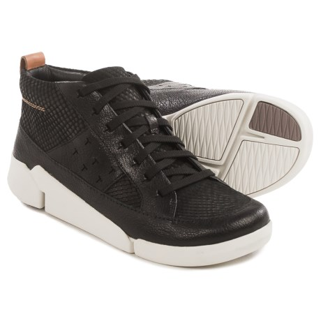Clarks Tri Amber Sneakers - Leather (For Women)