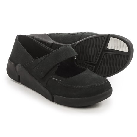Clarks Tri Amanda Mary Jane Shoes - Leather (For Women)