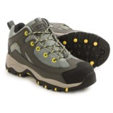 McRae Mid-Height Steel Toe Work Boots - Nubuck-Suede (For Women)