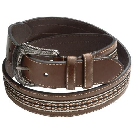 American Endurance Inlay Braid Belt (For Men)