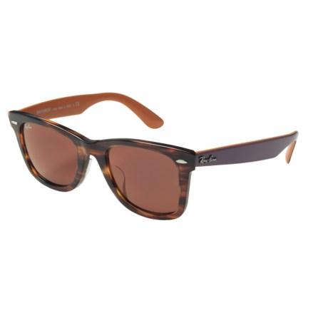 Ray-Ban Original Wayfarer Bicolor RB2140F Sunglasses